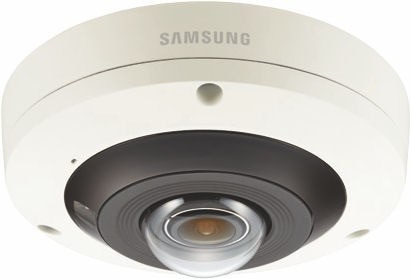 Samsung / Hanwha PNF9010RFHM 4K Fisheye Camera with Heatmapping