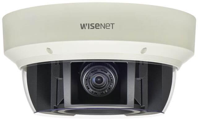 Samsung / Hanwha PNM9081VQ 20MP Multi-directional 360˚ Camera