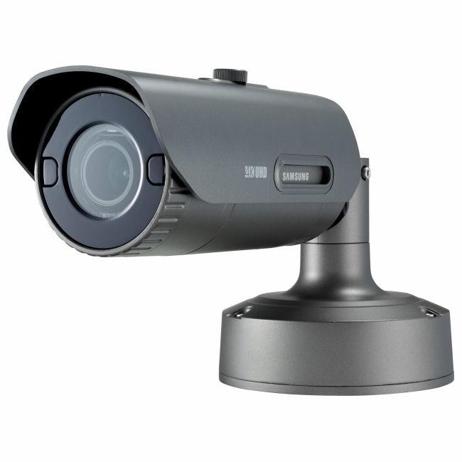 Samsung / Hanwha PNO9080R 4K Network IR Bullet Camera