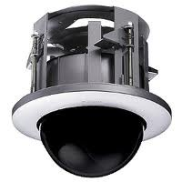 Panasonic WVQ159S Embedded Ceiling Mount Bracket (Smoke) for WV-S6130