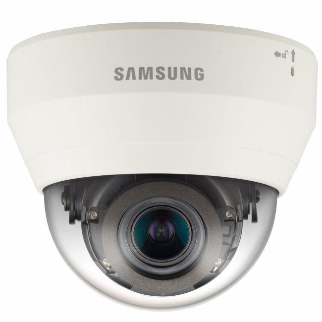 Samsung / Hanwha QND7080R 4 Megapixel Network IR Dome Camera