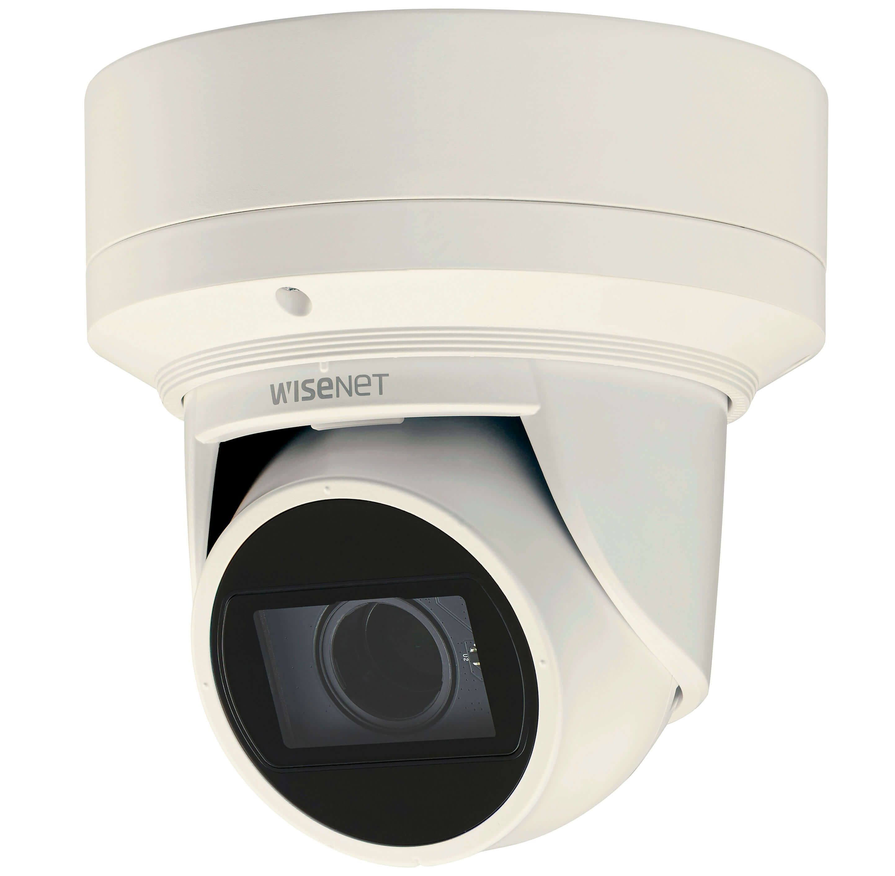 Samsung / Hanwha QNE7080RV 4 Megapixel H.265 Network IR Flateye Camera
