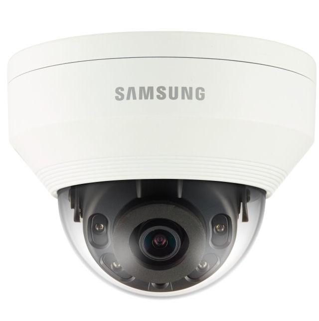 Samsung / Hanwha QNV7030R 4 Megapixel Vandal-Resistant Network IR Dome Camera
