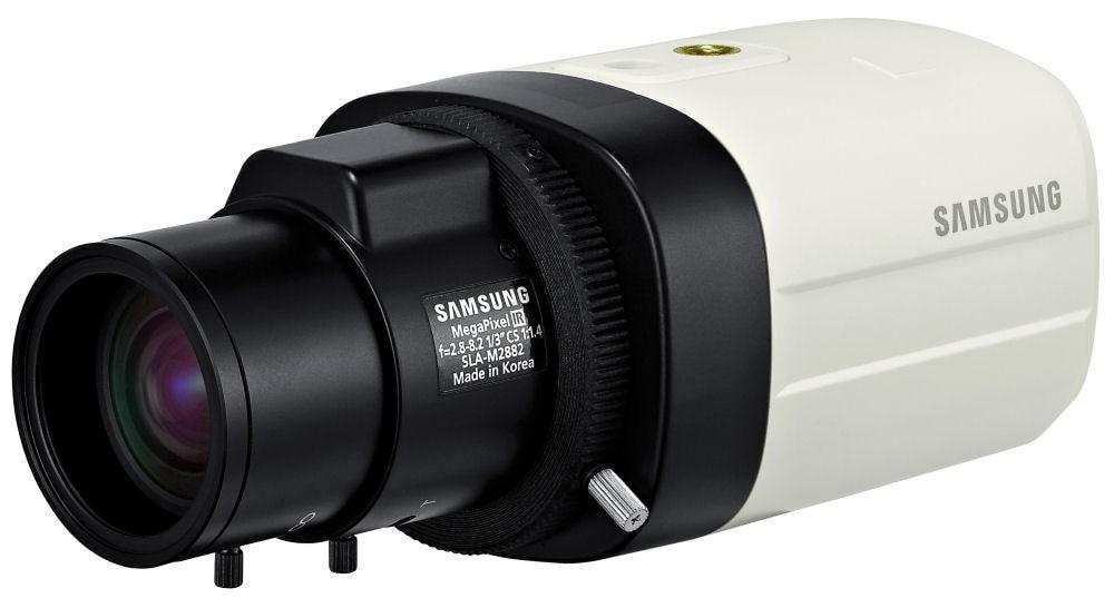 Samsung / Hanwha SCB5000 1280H Box Camera