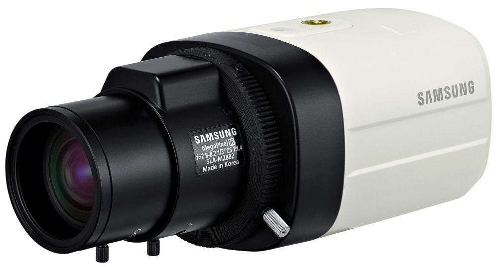 Samsung / Hanwha SCB5000APH 1280H Box Camera