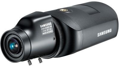 Samsung SCB1001PD  High Resolution Box Camera