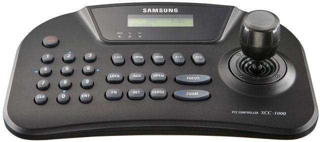 Samsung SCC1000 PTZ Control Keyboard