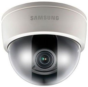 Samsung SCD2082 Premium Resolution Varifocal Dome Camera