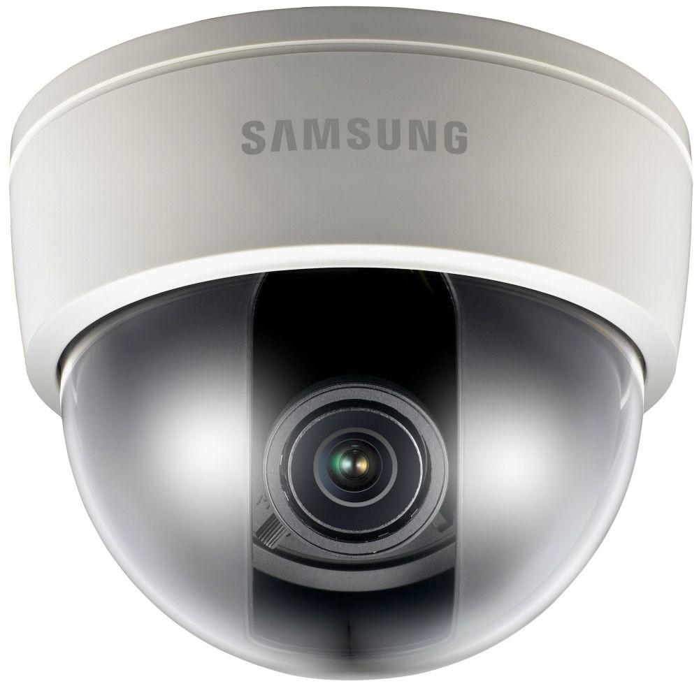 Samsung SCD3083P Premium Resolution WDR Dome Camera