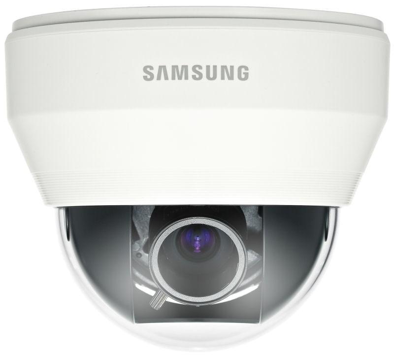 Samsung SCD5082 1000TVL (1280H) Varifocal Dome Camera