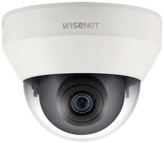 Samsung / Hanwha SCD6013 1080p Analog HD Dome Camera