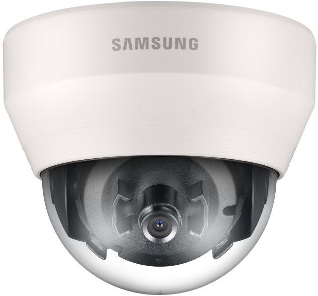 Samsung SCD6021 1080p HD-SDI WDR Dome Camera