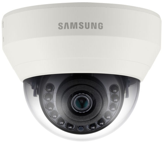Samsung / Hanwha SCD6023R 1080p Full HD IR Dome Camera