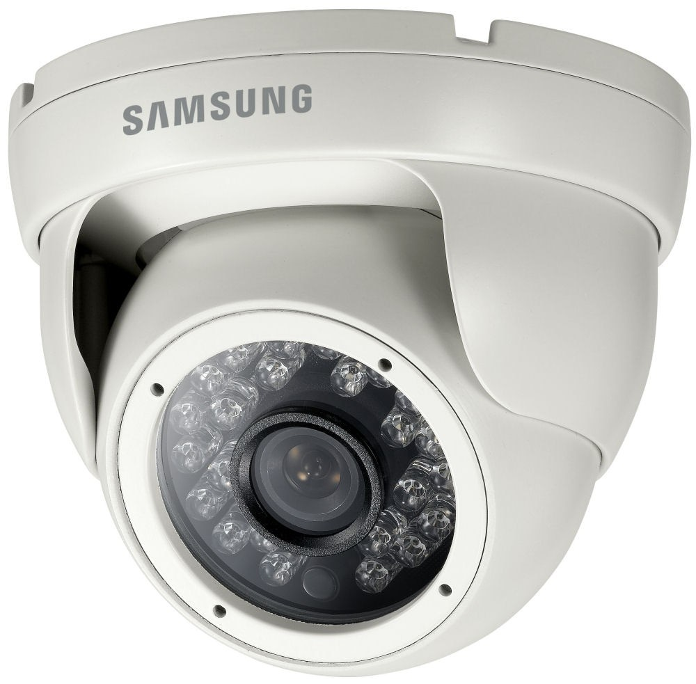 Samsung SCD2021R High Resolution Small IR Dome Camera