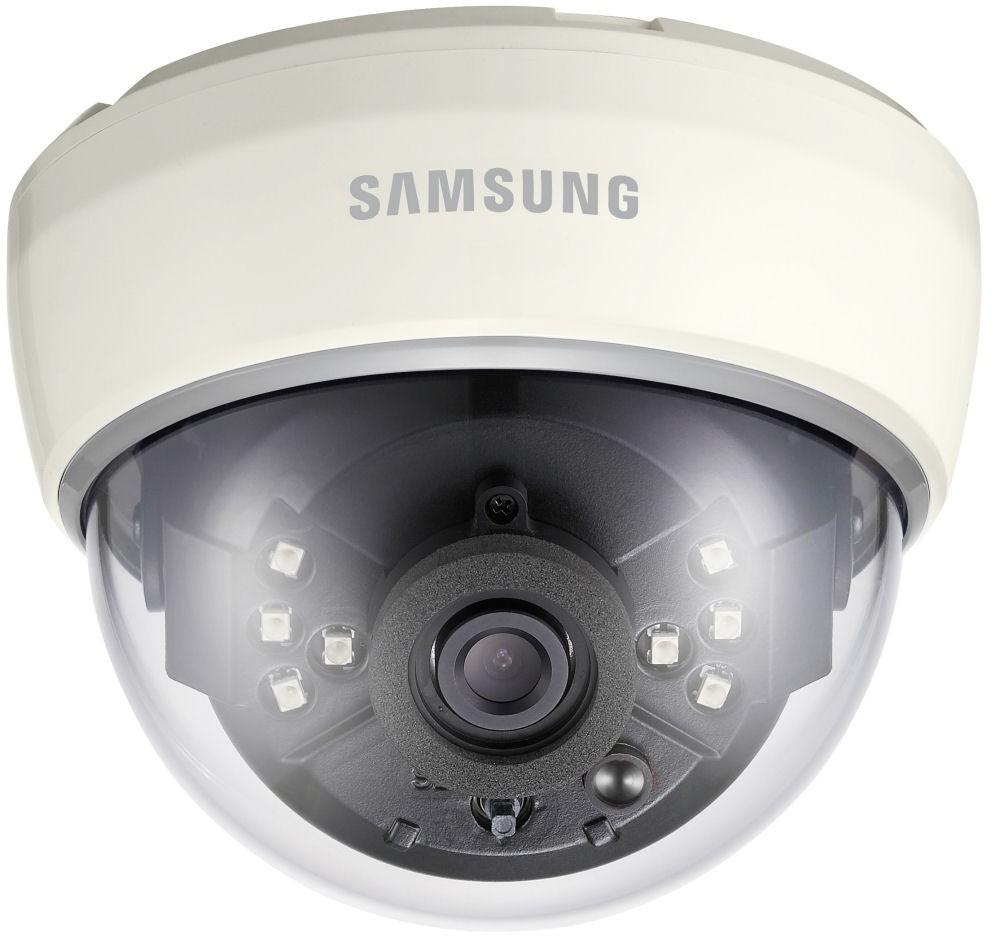 Samsung SCD2042R Premium Resolution IR Dome Camera
