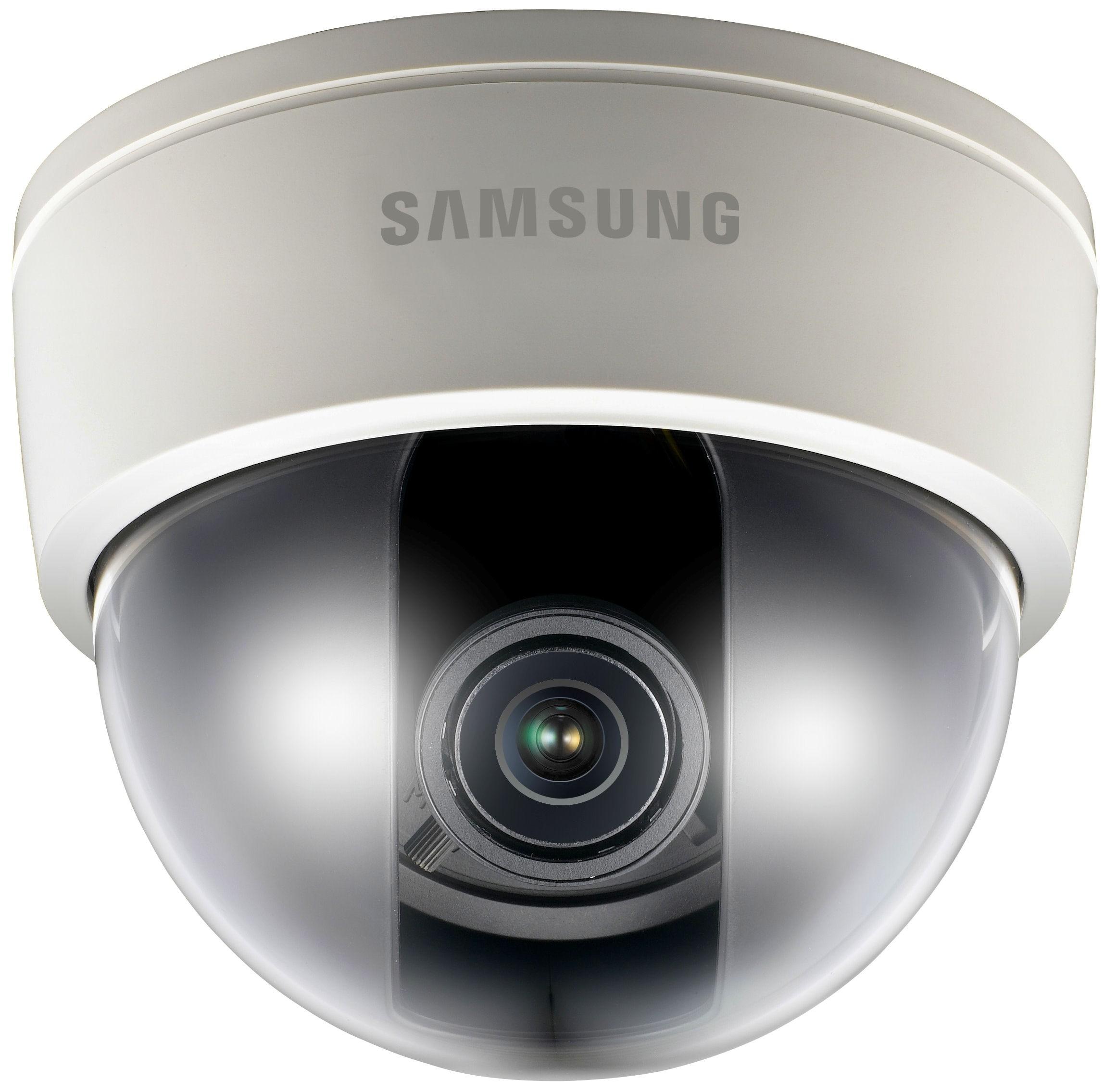 Samsung SCD2081P  Premium Resolution Vari-focal Dome Camera