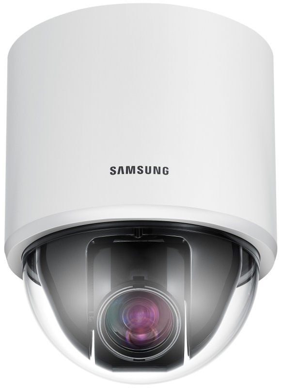 "Samsung SCP3250 1/4"" 25x High Resolution WDR PTZ Dome Camera"