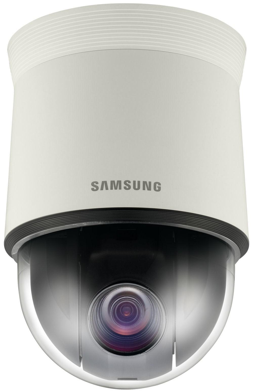 Samsung SCP3371P 37x High Resolution WDR PTZ Dome Camera