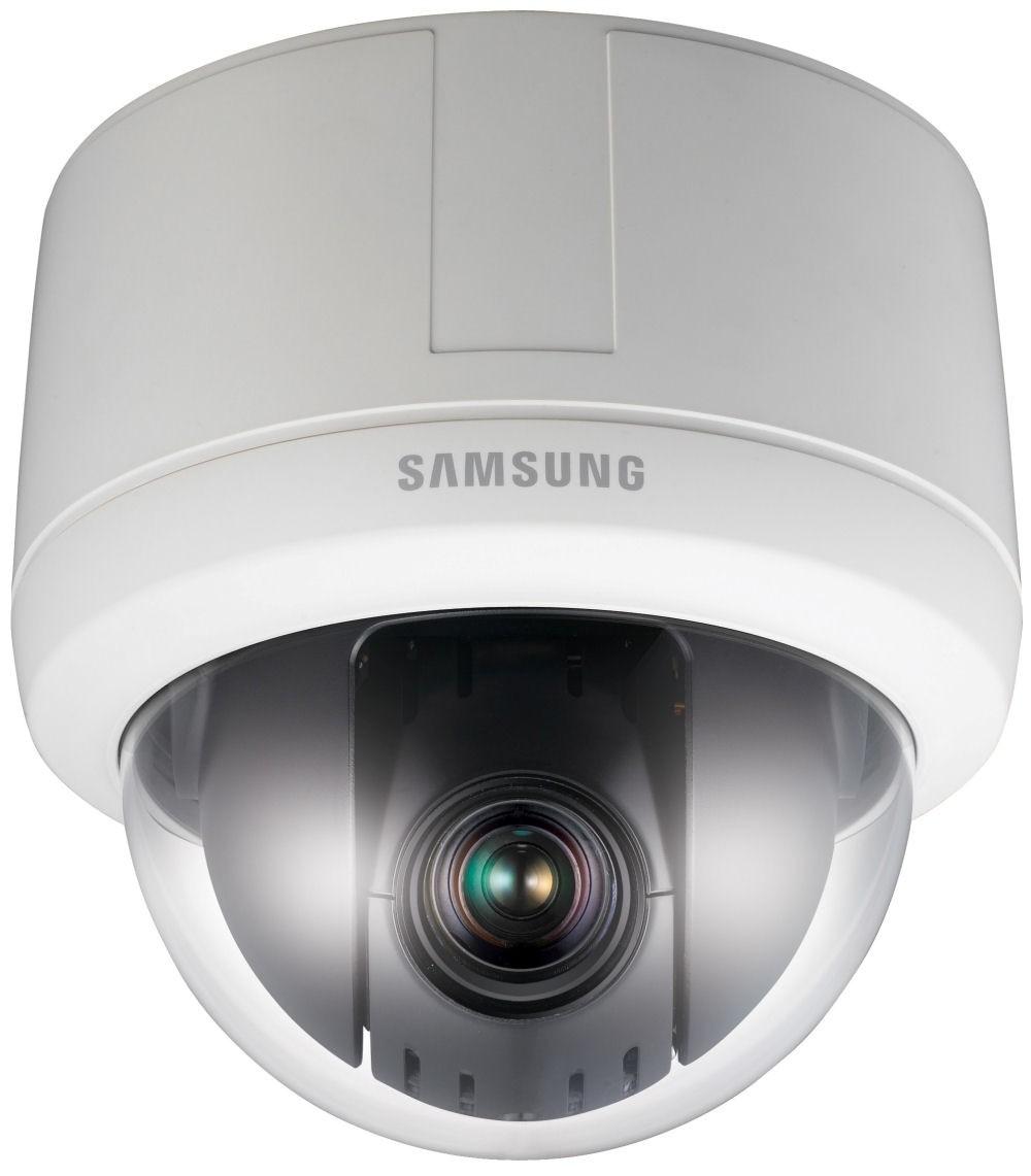 Samsung SCP3120P 12x WDR PTZ Dome Camera