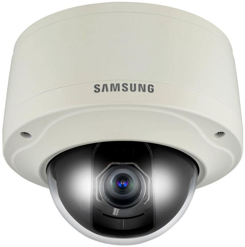 Samsung SCV2060 High Resolution Vandal-Resistant Dome Camera