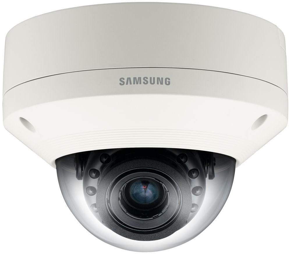 Samsung SCV6081R 1080p HD-SDI IR Vandal-Resistant Dome Camera