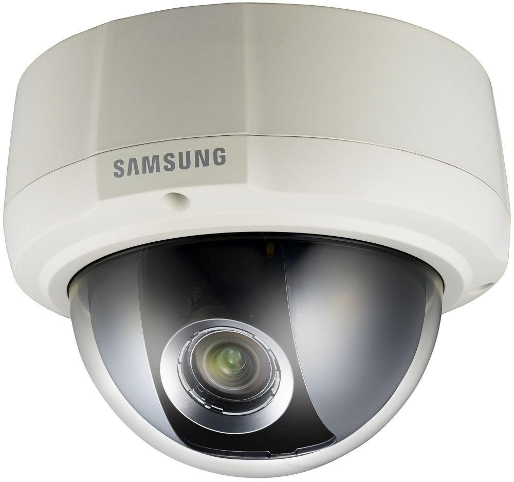 Samsung SCV3083P Premium Resolution WDR Vandal-Resistant Dome Camera
