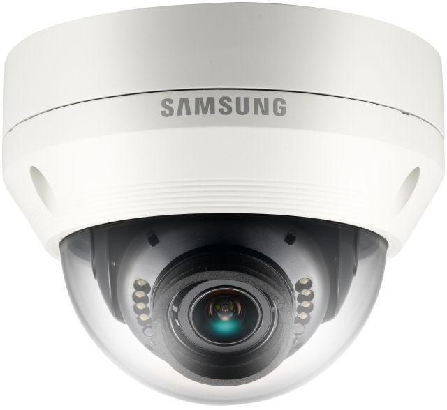 Samsung SCV5081R 1000TVL (1280H) Vandal-Resistant IR Dome Camera