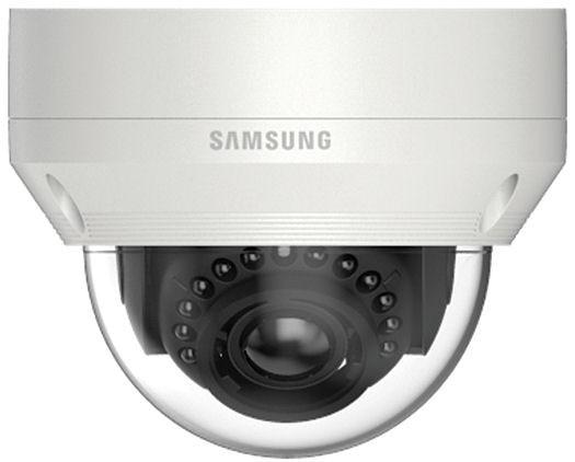 Samsung SCV5083R 1000TVL (1280H) WDR Vandal-Resistant IR Dome Camera