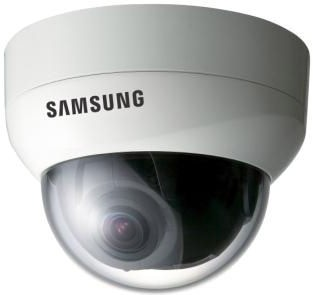 "Samsung / Hanwha SID450 1/3"" High Resolution Day & Night Dome Camera"