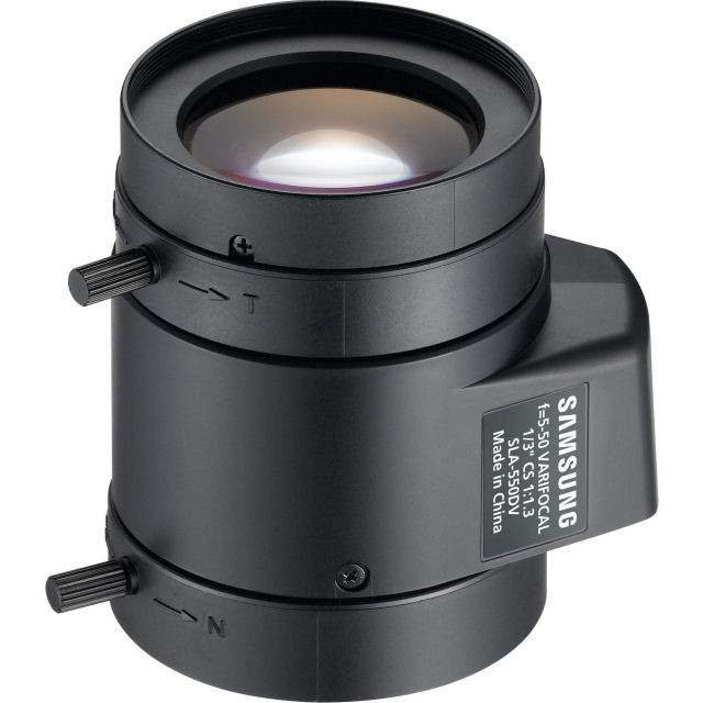 Samsung / Hanwha SLA550DV Varifocal Lens