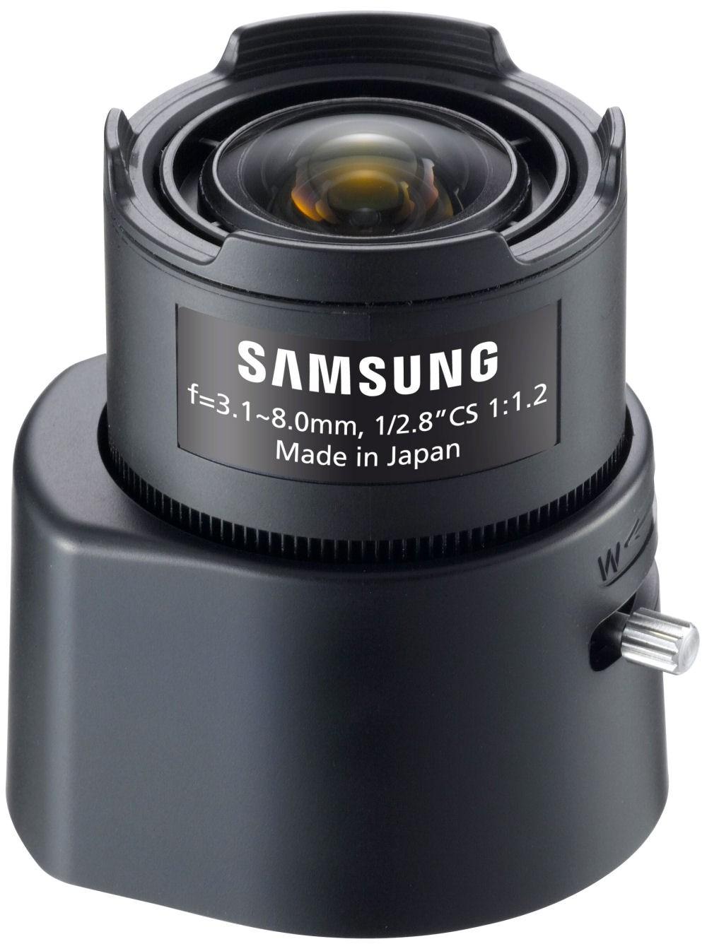 Samsung SLAM3180PN Mega Pixel IP Lens