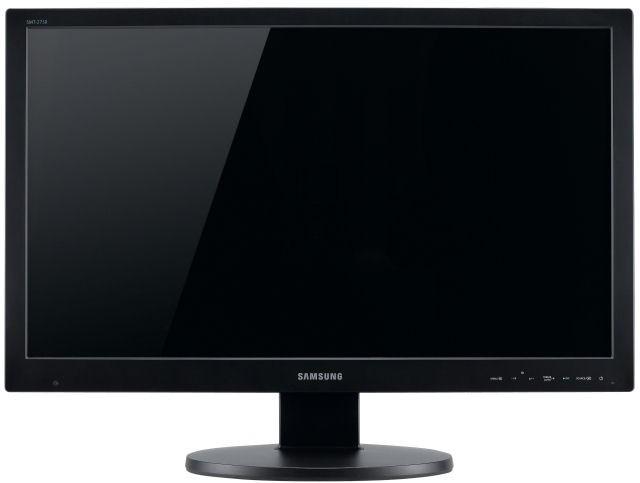 "Samsung / Hanwha SMT2731 27"" Wide LED Monitor"