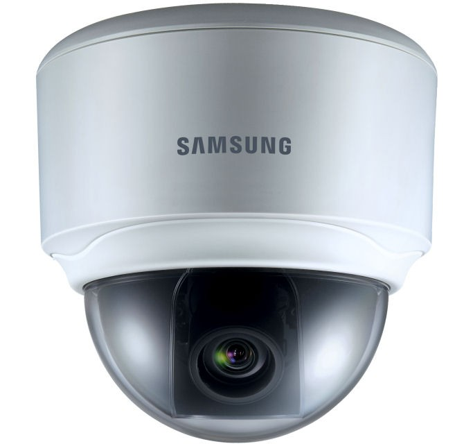Samsung / Hanwha SND3080C Object Counting WDR Network Dome Camera