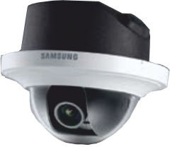 Samsung SND3080CF Object Counting WDR Network Dome Camera