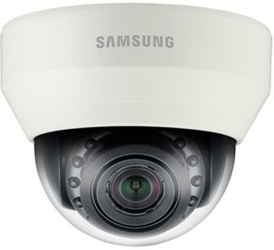 Samsung / Hanwha SND6011R 2MP 1080p Full HD Network IR Dome Camera