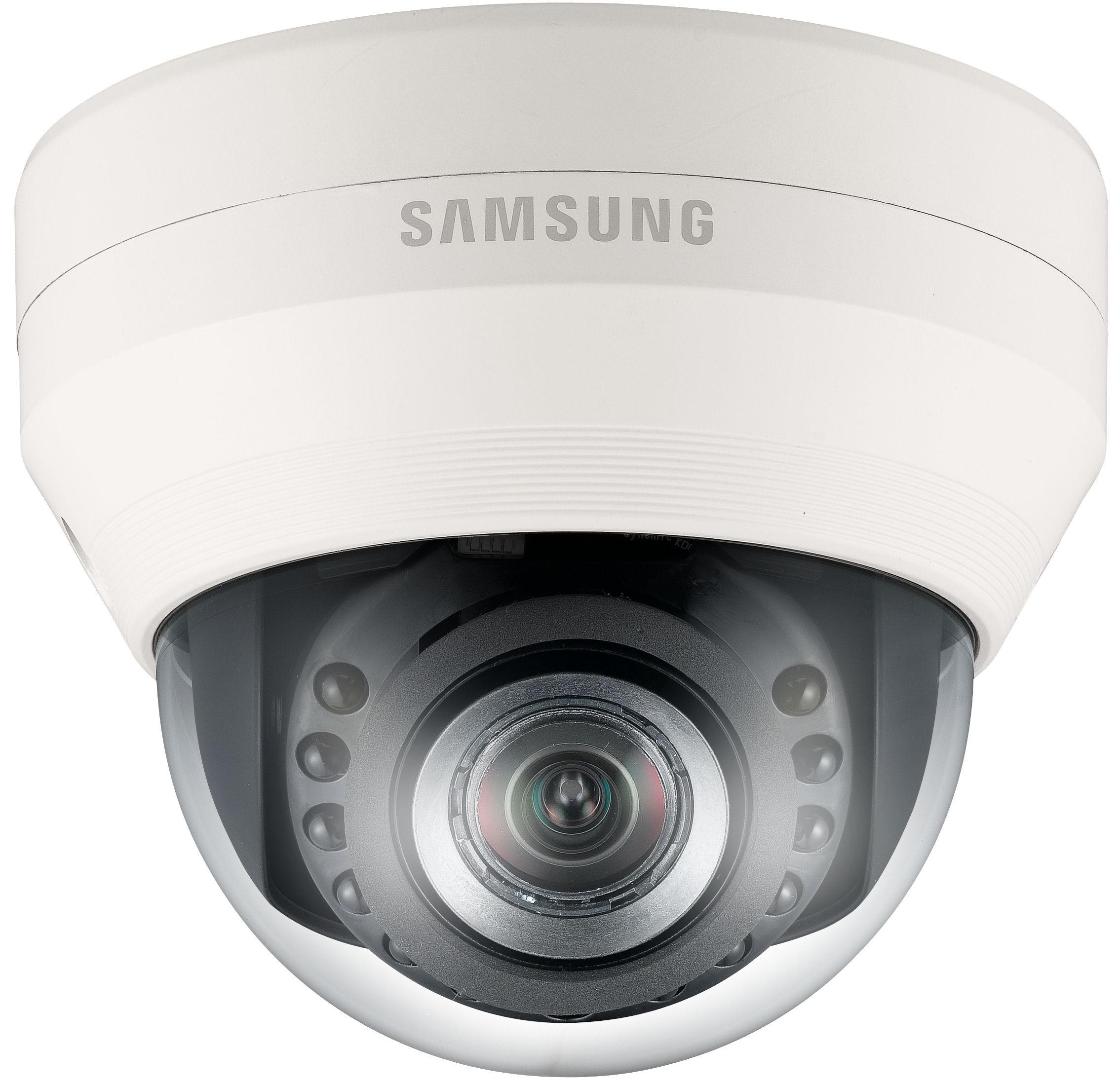 Samsung / Hanwha SND7084RP 3 Megapixel Network IR Dome Camera
