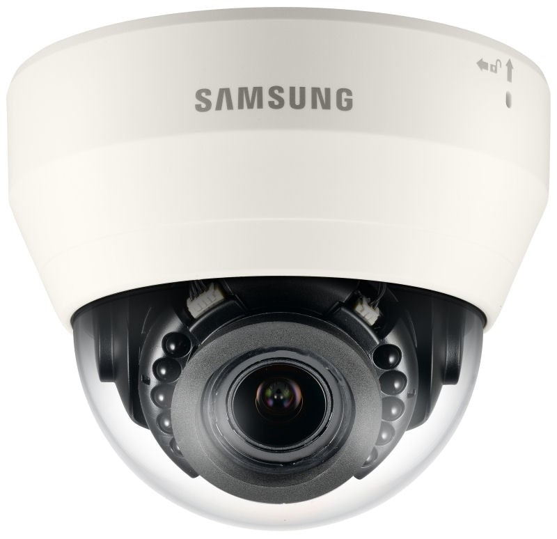 Samsung  SNDL5083R 1.3 Megapixel HD IR IP Dome Camera