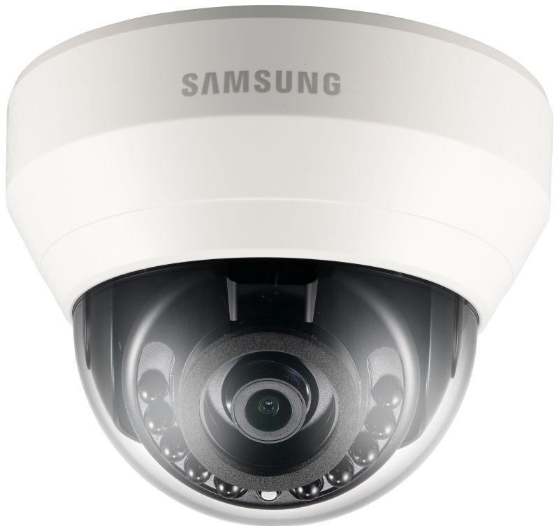 Samsung / Hanwha SNDL6013R 2 Megapixel Full HD IP Dome Camera
