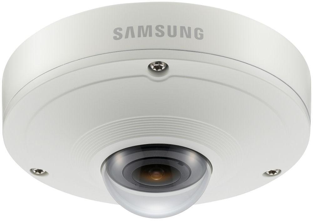Samsung SNF7010VM 3MP 360° Fisheye Vandal-Mobile Camera