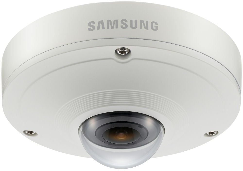 Samsung SNF7010VP 360 Degree Fisheye Camera