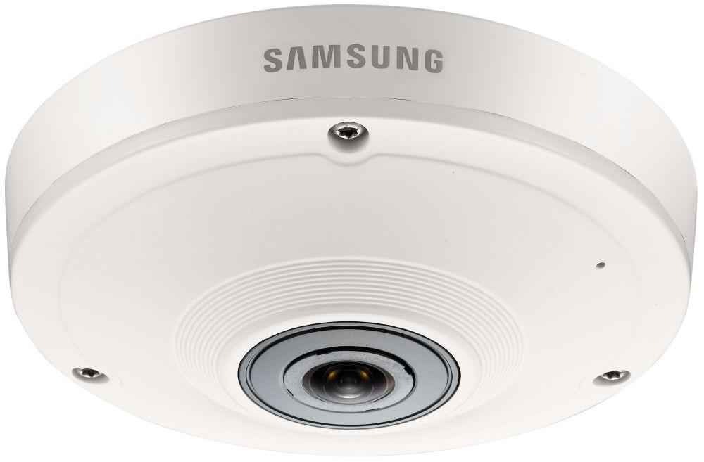 Samsung / Hanwha SNF8010 5MP 360˚ Fisheye Camera