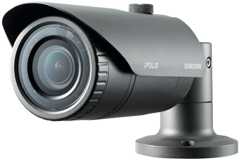 Samsung / Hanwha SNOL5083R 3MP 1080p Full HD Weatherproof Network IR Camera