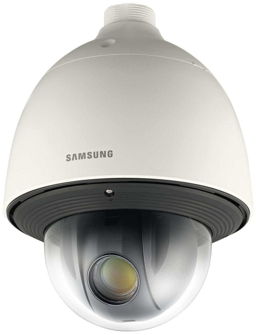 Samsung SNP6201HP 2MP Full HD 20x Compact Network PTZ Camera