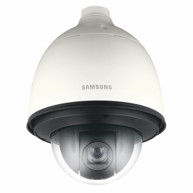 Samsung / Hanwha SNPL6233H  2 Megapixel Full HD 23x Network PTZ Dome Camera