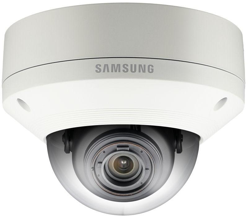 Samsung SNV8080 5 Megapixel Vandal-Resistant Network Dome Camera
