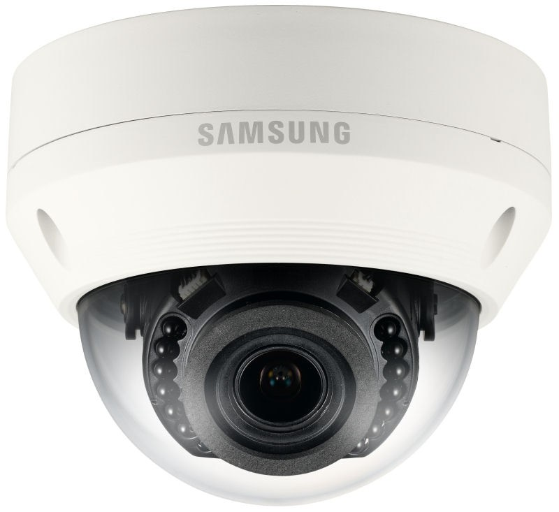 Samsung SNVL5083R 1.3 Megapixel HD Network IR Dome Camera