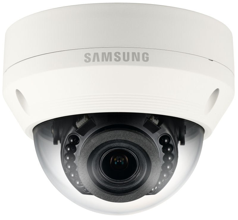 Samsung / Hanwha SNVL6083R 2 MP Full HD VR Network IR Dome Camera