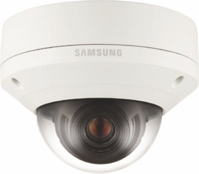 Samsung / Hanwha SNV6085 2M Vandal-Resistant Network Dome Camera