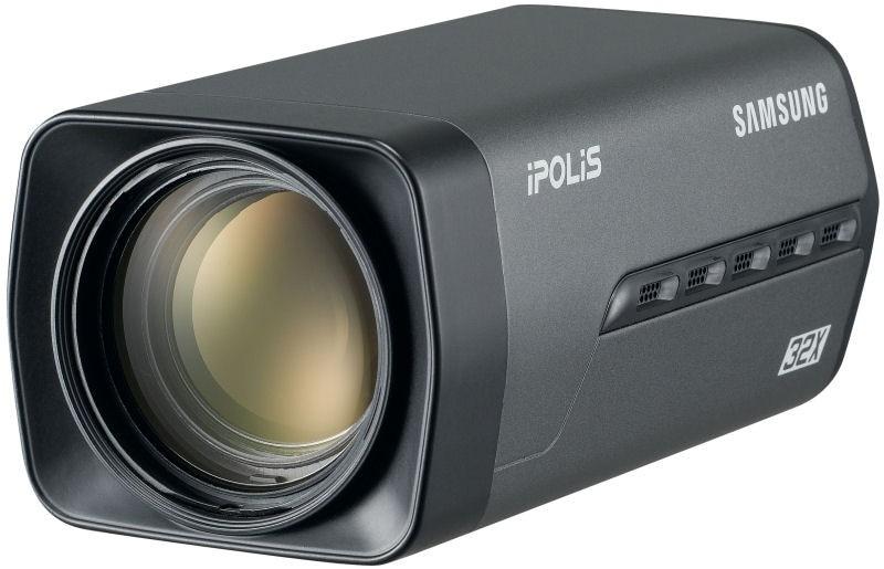 Samsung / Hanwha SNZ6320 2 Megapixel Full HD 32x Network Zoom Camera