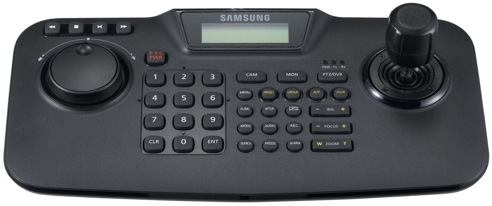 Samsung / Hanwha SPC2010 PTZ / DVR System Controller